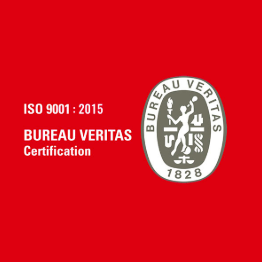 KEMAT awarded BV ISO 9001:2015 Quality Management Certification