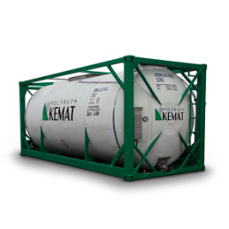 KEMAT invests in ISO Tanks