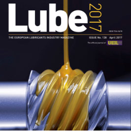 KEMAT features in Lube magazine April 2017