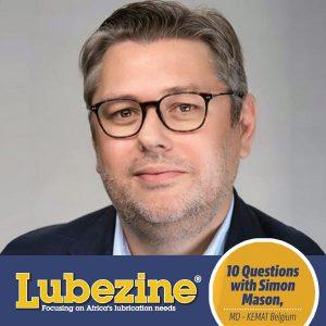 Lubezine 10 Questions with Simon Mason